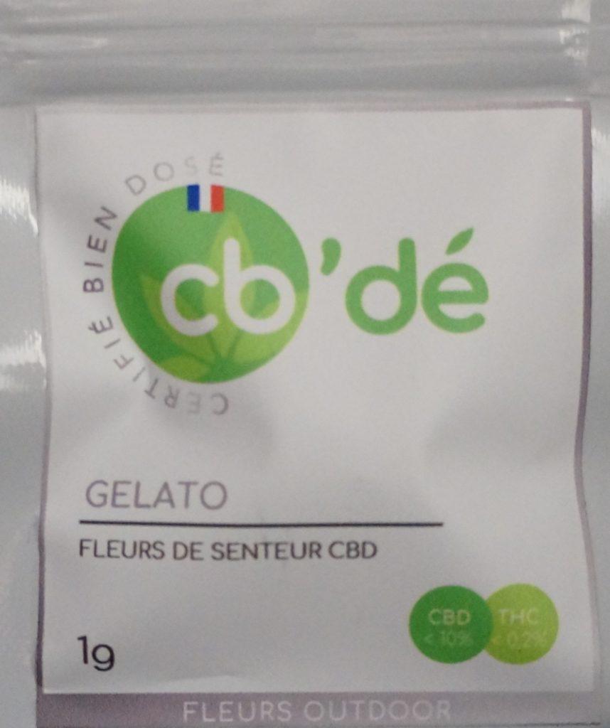 CB'DÉ - Gelato